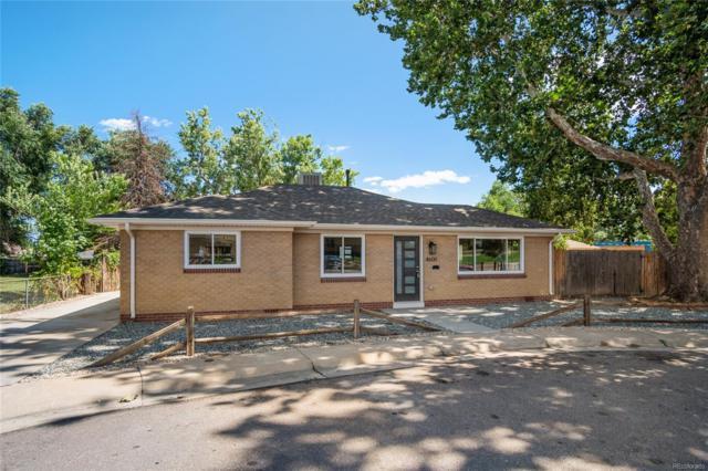 4600 Otis Street, Wheat Ridge, CO 80033 (#6627925) :: The City and Mountains Group
