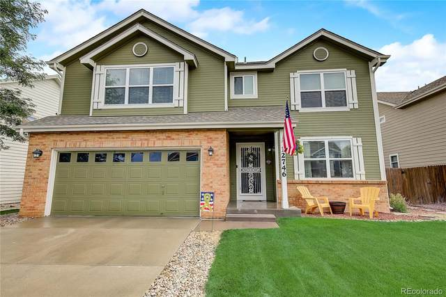12746 W 85th Circle, Arvada, CO 80005 (#6627955) :: The Healey Group