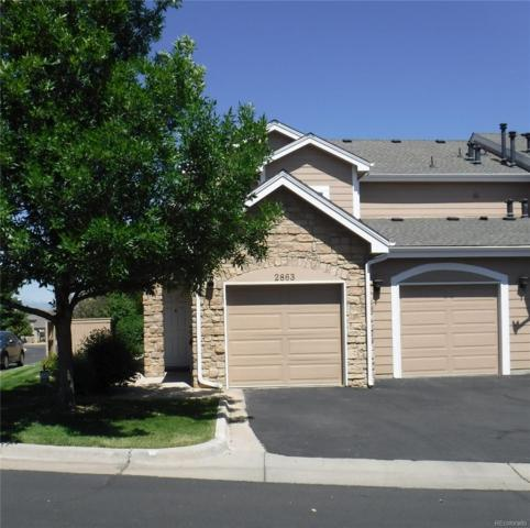 2863 W 119th Avenue 13-201, Westminster, CO 80234 (#6628153) :: My Home Team