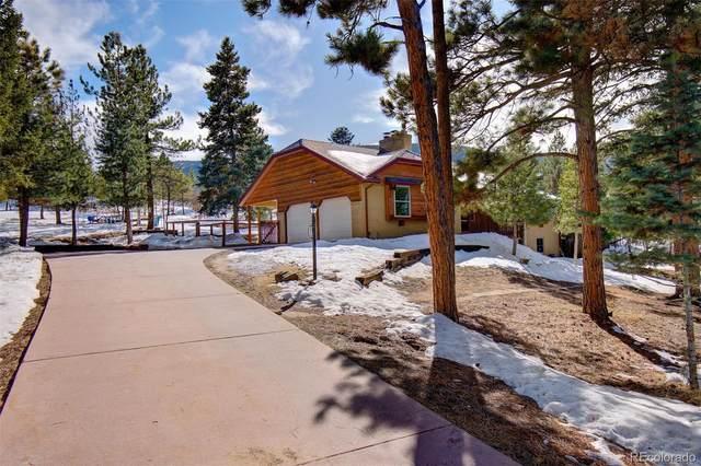 4728 Red Rock Drive, Larkspur, CO 80118 (MLS #6628156) :: Kittle Real Estate