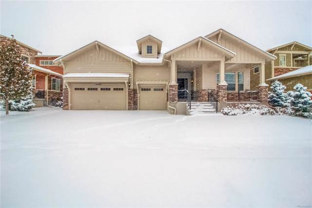 11535 Pine Canyon Lane, Parker, CO 80138 (#6628432) :: The Heyl Group at Keller Williams