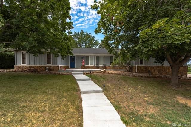 3601 S Hillcrest Drive, Denver, CO 80237 (MLS #6628471) :: Re/Max Alliance