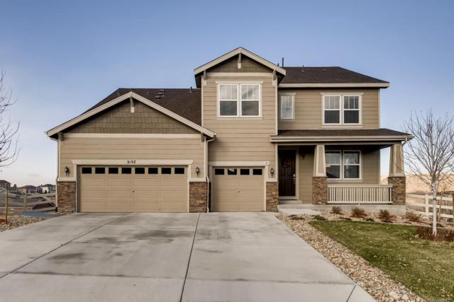 3197 Cool Meadow Place, Castle Rock, CO 80104 (#6628826) :: The HomeSmiths Team - Keller Williams