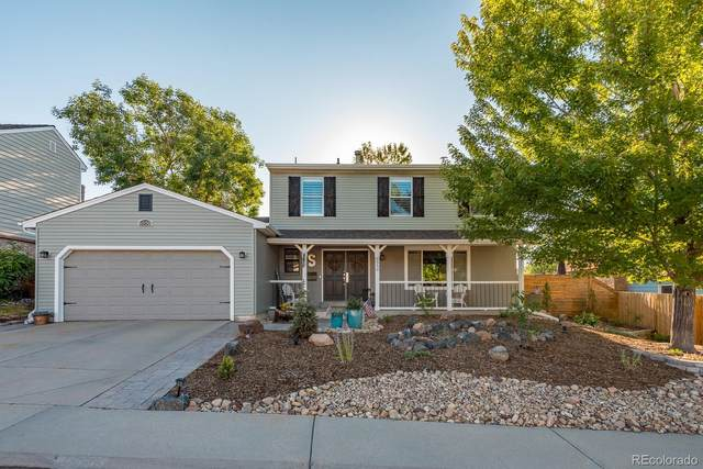 6550 S Locust Way, Centennial, CO 80111 (MLS #6628883) :: 8z Real Estate