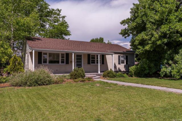 1701 S Eudora Street, Denver, CO 80222 (#6629935) :: House Hunters Colorado