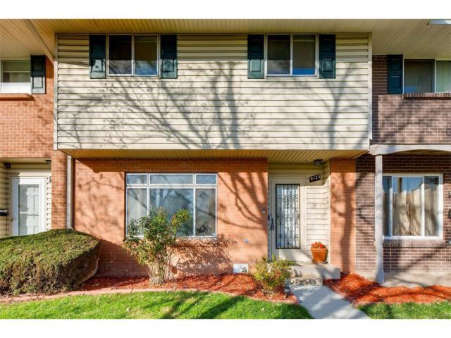 9123 E Nassau Avenue, Denver, CO 80237 (#6630061) :: ParkSide Realty & Management
