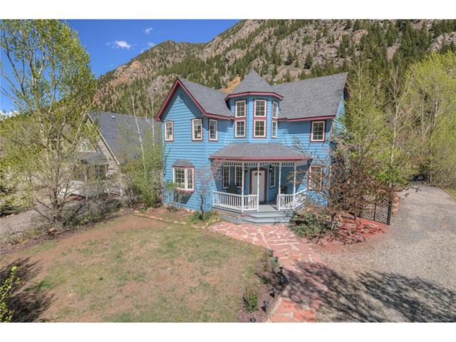 1434 Marion Street, Georgetown, CO 80444 (MLS #6630244) :: 8z Real Estate