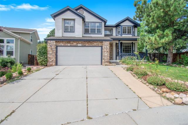 16371 Stone Ledge Drive, Parker, CO 80134 (MLS #6630515) :: 8z Real Estate