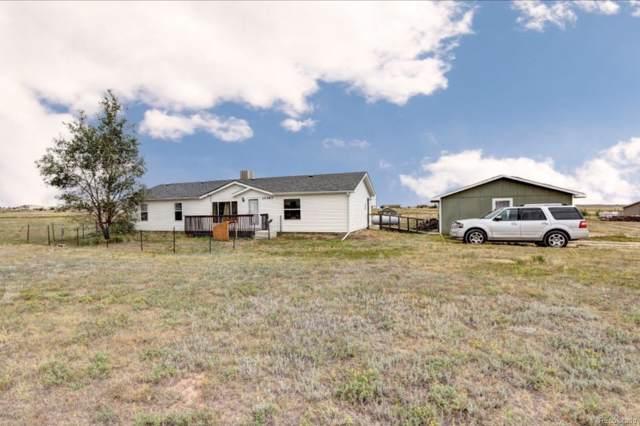 10365 Horseback Trail, Peyton, CO 80831 (MLS #6630626) :: 8z Real Estate