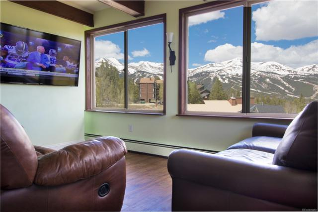 303 Overlook Drive 1C, Breckenridge, CO 80424 (#6630685) :: The Griffith Home Team