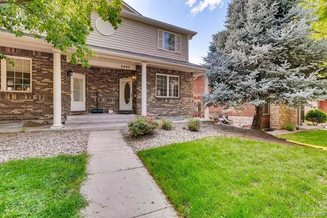 2663 S University Boulevard, Denver, CO 80210 (MLS #6631034) :: 8z Real Estate
