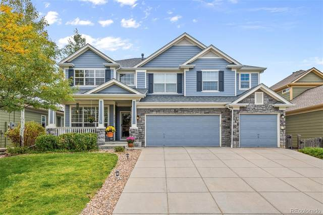 23460 E Maple Hills Avenue, Parker, CO 80138 (#6631273) :: The Gilbert Group