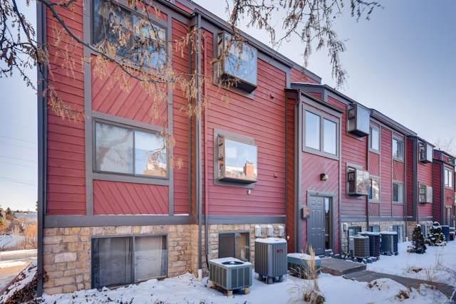 303 W Lehow Avenue #23, Englewood, CO 80110 (MLS #6631778) :: 8z Real Estate