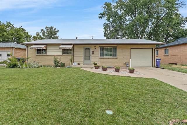 1996 S Newton Street, Denver, CO 80219 (#6631826) :: Kimberly Austin Properties