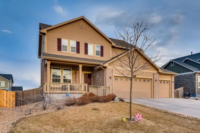 188 N Muscadine Court, Aurora, CO 80018 (#6632117) :: Compass Colorado Realty