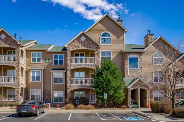 18909 E Warren Circle #303, Aurora, CO 80013 (#6632347) :: The Dixon Group