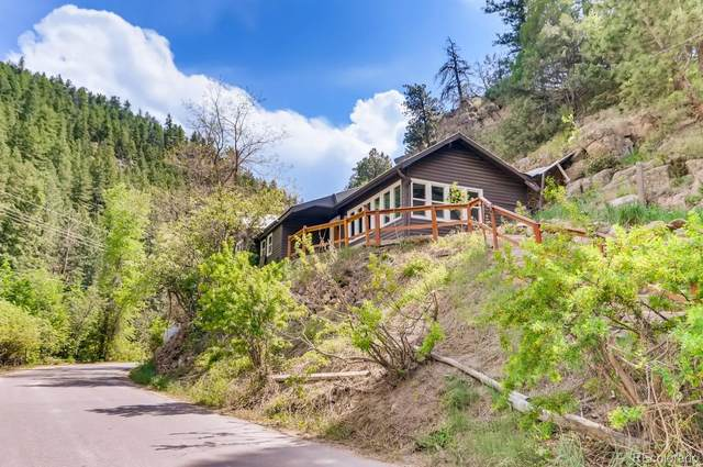 5216 Fourmile Canyon Drive, Boulder, CO 80302 (#6632440) :: The DeGrood Team