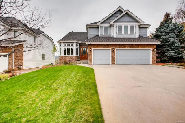 88 Willowleaf Drive, Littleton, CO 80127 (#6632696) :: The Heyl Group at Keller Williams