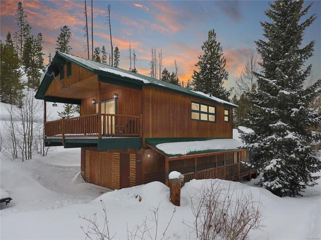 33 County Road 461, Grand Lake, CO 80447 (#6632933) :: 5281 Exclusive Homes Realty