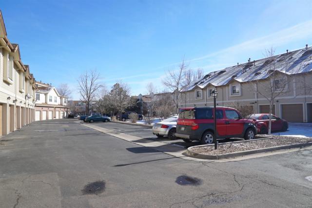 3096 W Prentice Avenue I, Littleton, CO 80123 (#6633010) :: Structure CO Group
