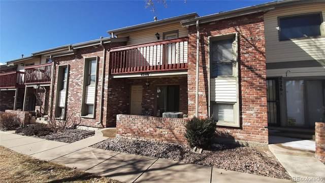 4246 S Granby Street B, Aurora, CO 80014 (#6633284) :: Stephanie Fryncko | Keller Williams Integrity