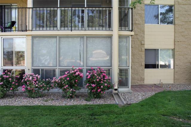 13606 E Bates Avenue #110, Aurora, CO 80014 (#6633988) :: The DeGrood Team