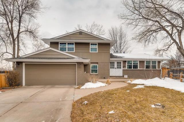 4364 E Peakview Circle, Centennial, CO 80121 (#6634137) :: The Heyl Group at Keller Williams