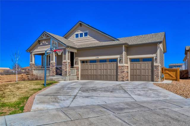 11136 Quintero Court, Commerce City, CO 80022 (#6634737) :: The Harling Team @ HomeSmart