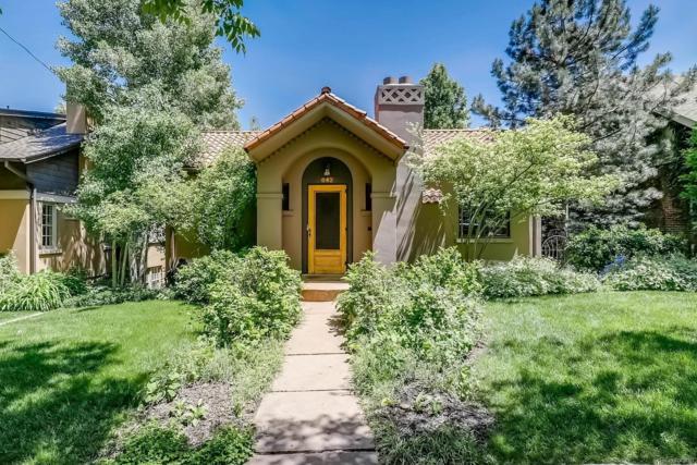 842 13th Street, Boulder, CO 80302 (#6634771) :: The DeGrood Team