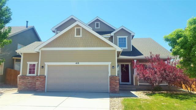 410 Short Drive, Dacono, CO 80514 (#6634895) :: Wisdom Real Estate