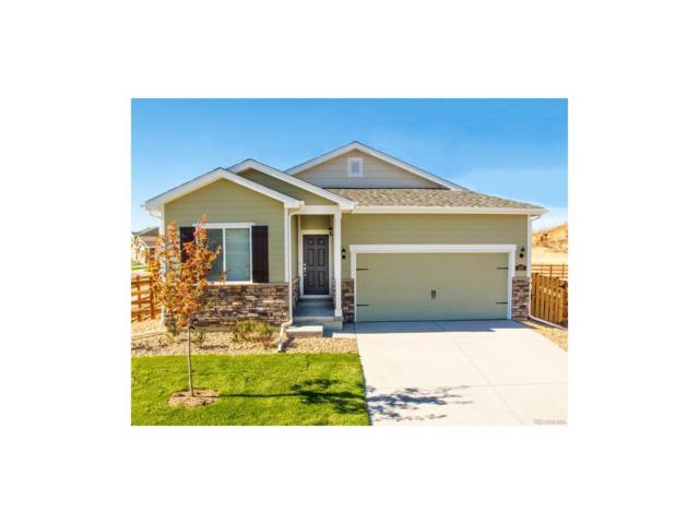 533 Park Boulevard, Lochbuie, CO 80603 (MLS #6634939) :: 8z Real Estate