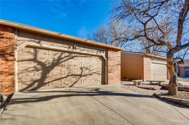 2819 W Davies Drive, Littleton, CO 80120 (#6635030) :: The Colorado Foothills Team | Berkshire Hathaway Elevated Living Real Estate