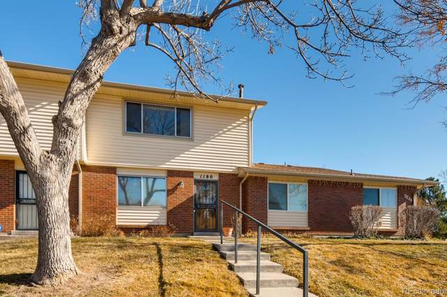 1180 S Troy Street, Aurora, CO 80012 (#6635303) :: The Peak Properties Group