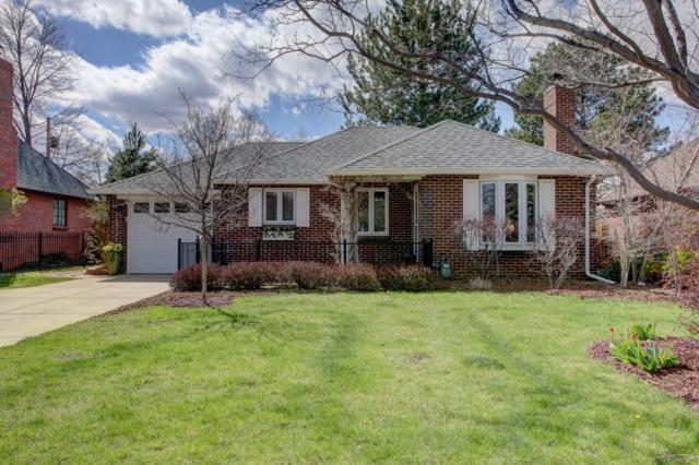785 Holly Street, Denver, CO 80220 (#6635486) :: 5281 Exclusive Homes Realty