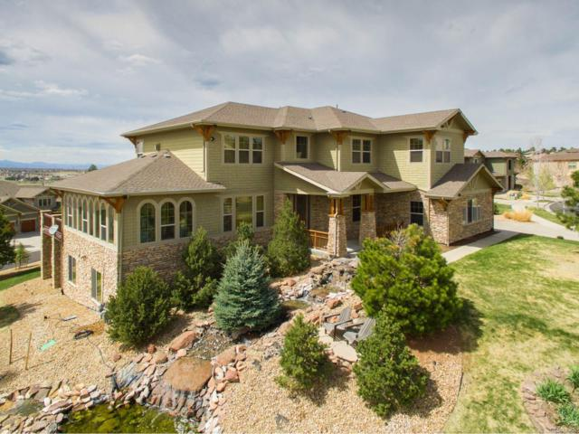 12161 S Leaning Pine Court, Parker, CO 80134 (MLS #6635487) :: 8z Real Estate