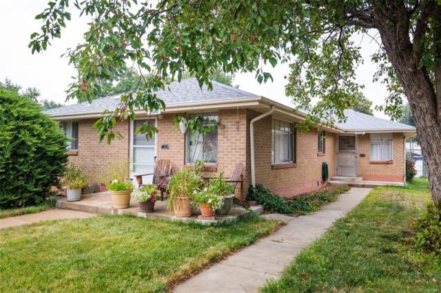 3338-3340 Perry Street, Denver, CO 80212 (#6635597) :: The Peak Properties Group