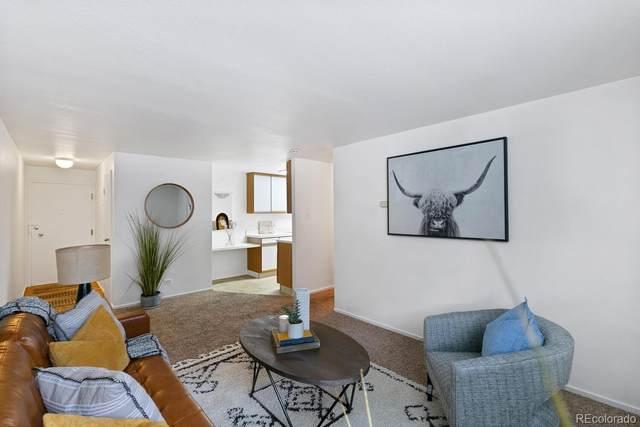 1029 E 8th Avenue #101, Denver, CO 80218 (#6635825) :: The Griffith Home Team