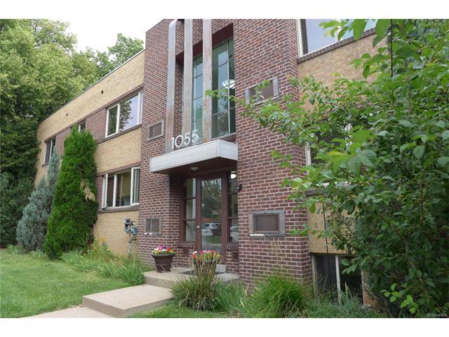 1055 E Ellsworth Avenue #23, Denver, CO 80209 (MLS #6635964) :: 8z Real Estate