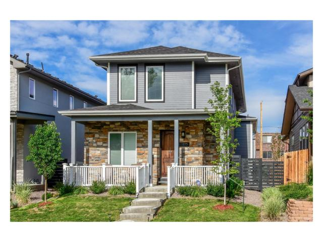 3275 S Logan Street, Englewood, CO 80113 (MLS #6636061) :: 8z Real Estate