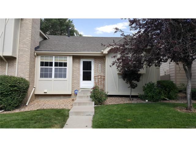 3020 W 107th Place F, Westminster, CO 80031 (MLS #6636214) :: 8z Real Estate
