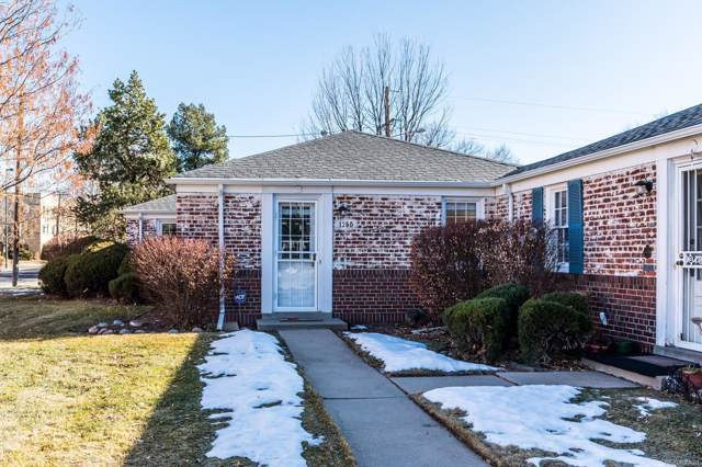1280 Krameria Street, Denver, CO 80220 (#6636414) :: The HomeSmiths Team - Keller Williams