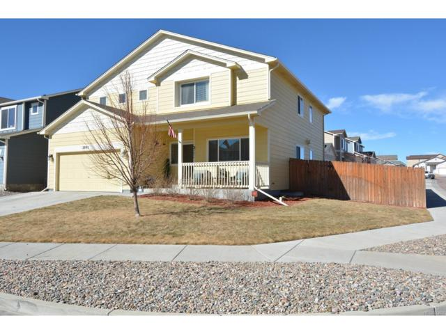 2295 Reed Grass Way, Colorado Springs, CO 80915 (#6636514) :: The Peak Properties Group