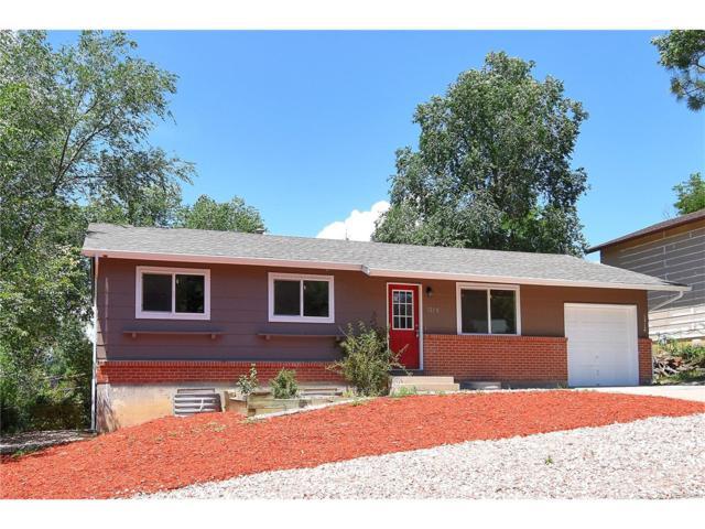 1238 Rushmore Drive, Colorado Springs, CO 80910 (MLS #6636590) :: 8z Real Estate