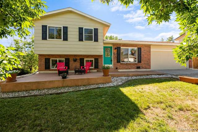4828 S Taft Street, Morrison, CO 80465 (MLS #6636946) :: 8z Real Estate