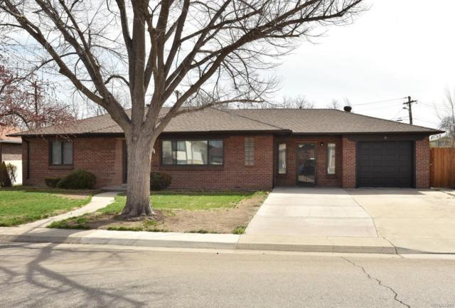 2030 Kingston Street, Aurora, CO 80010 (#6637059) :: The Peak Properties Group