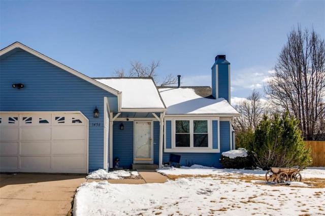 1456 S Biscay Way, Aurora, CO 80017 (#6637231) :: The Peak Properties Group