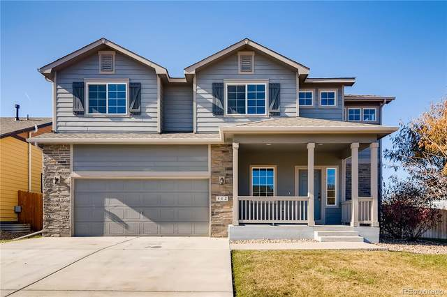 462 Territory Lane, Johnstown, CO 80534 (MLS #6637492) :: 8z Real Estate
