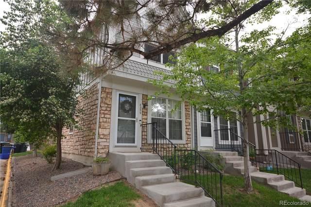 8259 S Fillmore Way, Centennial, CO 80122 (#6637547) :: Kimberly Austin Properties