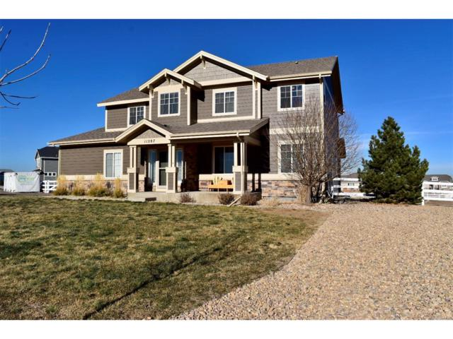 11287 E 162nd Place, Brighton, CO 80602 (MLS #6637955) :: 8z Real Estate