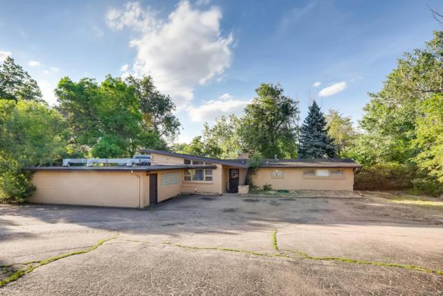 5225 W Jewell Avenue, Lakewood, CO 80232 (MLS #6638059) :: 8z Real Estate